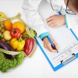 رژیم درمانی متخصص تغذیه