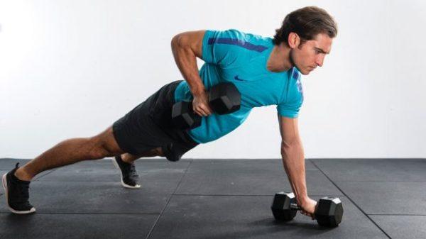آموزش حرکات ورزشی