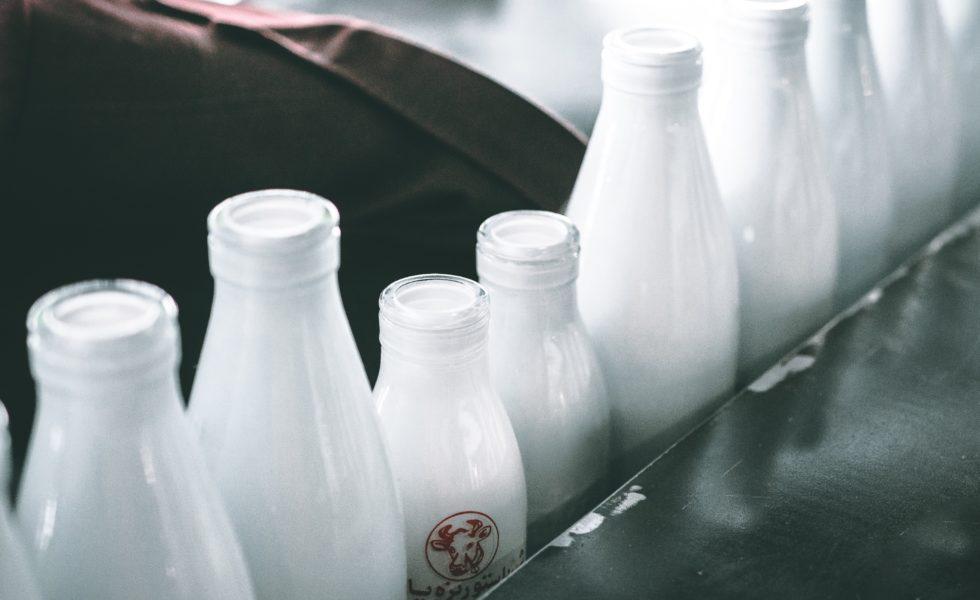 شیر صفر درصد چربی