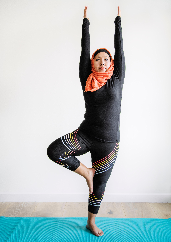 با چند حرکت ساده ورزش کنیم