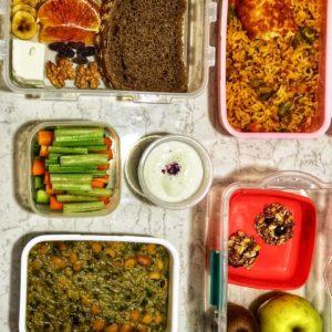 پکیج غذای رژیمی هفتگی شماره 3